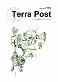 Cover der Terra Post 25