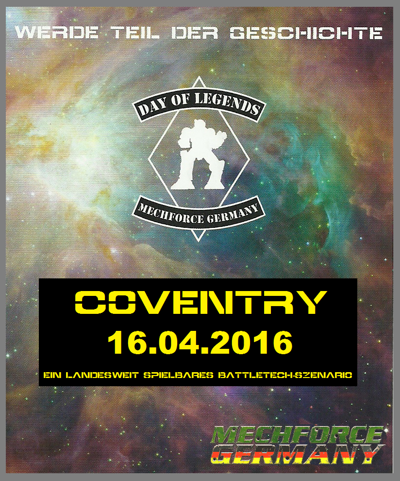 DOL - Flyer Coventry 2016