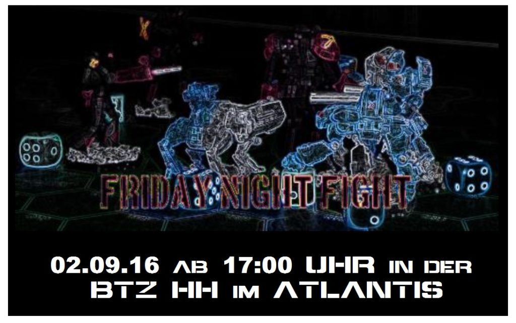 ATLANTIS - Friday Night Fight